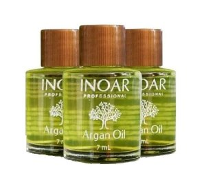 INOAR Argan Oil Vegano 7ml  3un