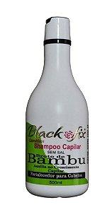 BLACK FIX Broto de Bambu Shampoo 500ml