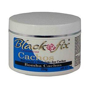 BLACK FIX Cachos Máscara Capilar de Hidratação 250g