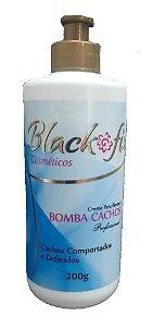 BLACK FIX Bomba Cachos Creme para Pentear 200g