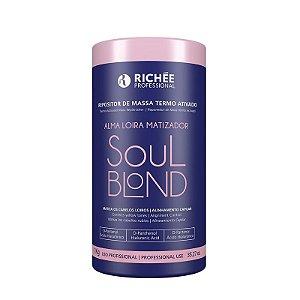 Richée Soul Blond Alma Loira Matizador - 1kg