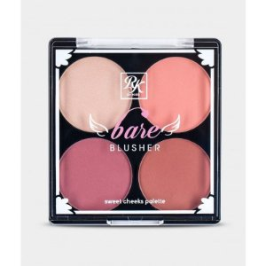 RK By Kiss Bare Blusher Paleta de Blush - Baring Bare - 14,8g