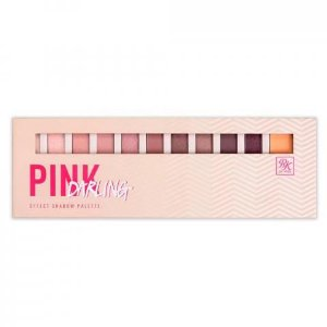RK By Kiss Effect Shadow Palette Pink Darling