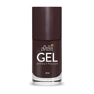 Bella Brazil Esmalte Efeito Gel Axé 8ml