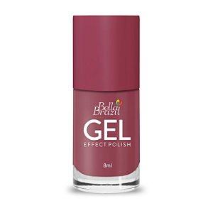 Bella Brazil Esmalte Efeito Gel Bossa Nova 8ml
