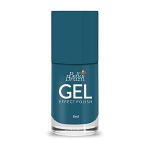 BELLA BRAZIL Esmalte Efeito Gel Gafieira 8ml