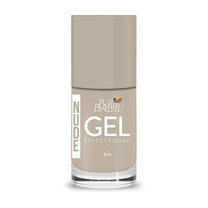 Bella Brazil Esmalte Gel Nude Ritmo Certo 818 - 8ml