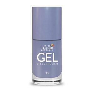 Bella Brazil Esmalte Efeito Gel Carimbo 8ml