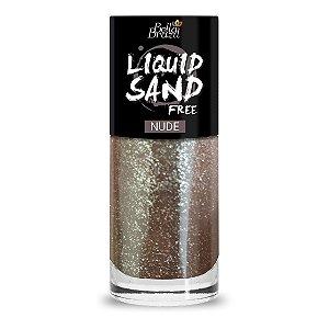 Bella Brazil Esmalte Liquid Sand Nude 1306 - 9ml