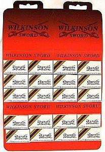 Wilkinson Sword Lâminas Aço Inoxidável 180 lâminas