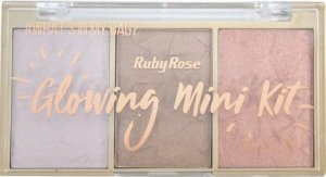 Ruby Rose Paleta Iluminadora Glowing Mini Kit HB-7215 cor 04