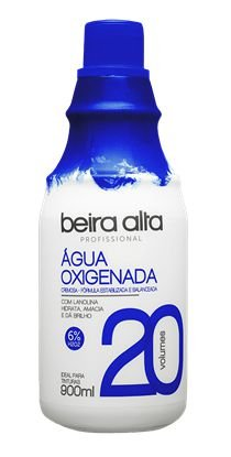 BEIRA ALTA Água Oxigenada Cremosa 20 Volumes - 900ml