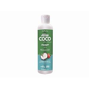 Vita Seiva Alisa Coco Shampoo - 300ml