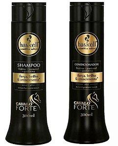 HASKELL Cavalo Forte Condicionador + Shampoo Crescimento Capilar 300ml