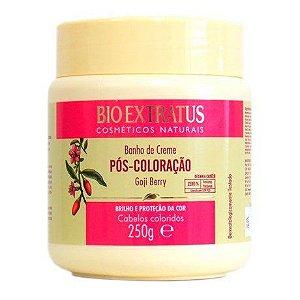 Bio Extratus Pós-coloração Banho de Creme para Cabelos Coloridos 250g