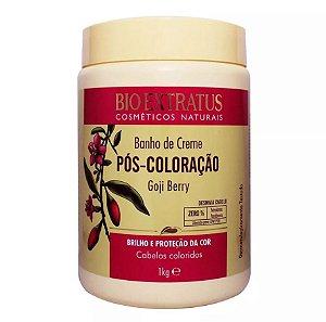 Bio Extratus Pós-coloração Banho de Creme para Cabelos Coloridos 1Kg
