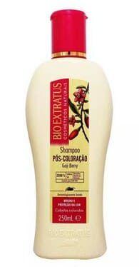 BIO EXTRATUS Pós-coloração Shampoo 250ml (vencimento 08/21)