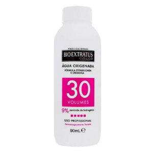Bio Extratus Color Água Oxigenada 30 Volumes 90ml