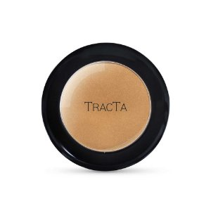 TRACTA Pó Compacto Iluminador HD Ultrafino Gold 19