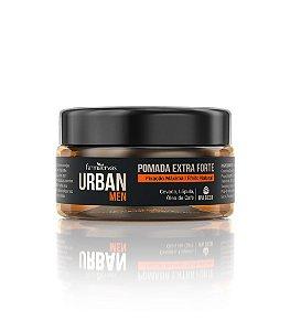 Urban Men Pomada Fixadora Ultra Forte 50g