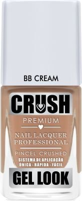 Crush Gel Look Esmalte Cremoso BB Cream