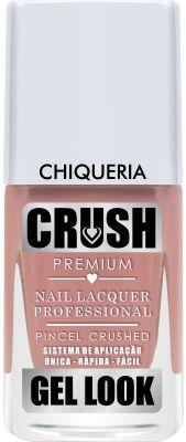 Crush Gel Look Esmalte Cremoso Chiqueria