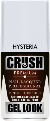 Crush Gel Look Esmalte Perolado Hyteria