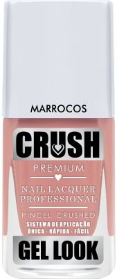Crush Gel Look Esmalte Cremoso Marrocos