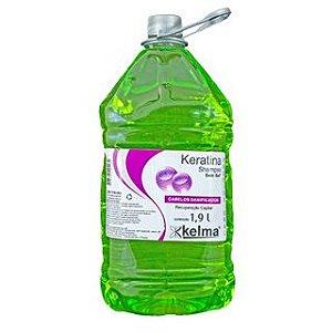 Kelma Shampoo Keratina 1,9l