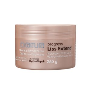 C.Kamura Progress Liss Extend Máscara - 250g