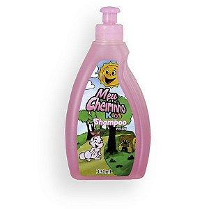 MEU CHEIRINHO Kids Shampoo Rosa - 330ml