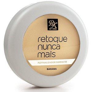RK by Kiss Retoque Nunca Mais Pó Finalizador Compacto Banana (RSP04BR)