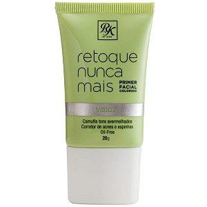 RK by Kiss Retoque Nunca Mais Primer Facial Colorido Verde 20g (RFP03BR)