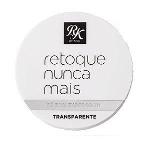 RK by KISS Retoque Nunca Mais Pó Finalizador Solto Transparente 6g