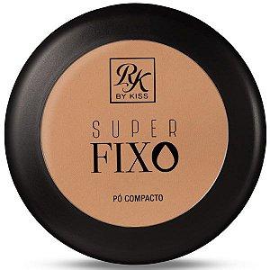 RK by Kiss Super Fixo Pó Compacto #04 Bege (RFPC04BR)