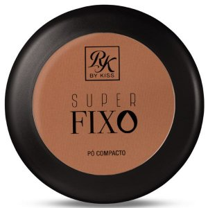 RK by Kiss Super Fixo Pó Compacto #06 Avelã (RFPC06BR)