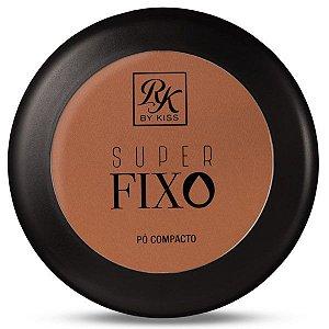 RK by Kiss Super Fixo Pó Compacto #07 Bronze (RFPC07BR)