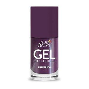 Bella Brazil Esmalte Efeito Gel Preferido 8ml