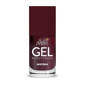 Bella Brazil Esmalte Efeito Gel Mistério  8ml