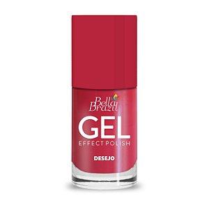 Bella Brazil Esmalte Efeito Gel Desejo 8ml