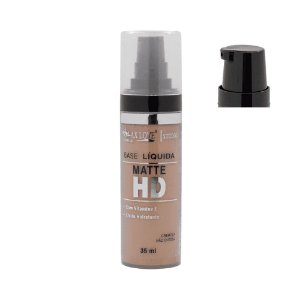 MAX LOVE Base Líquida Matte HD 17 35ml