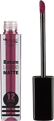 MAX LOVE Batom Líquido Matte 12H 73 3,8ml