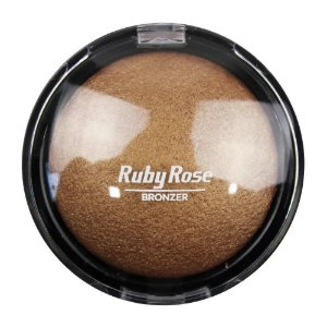 Ruby Rose Pó Facial Bronzeador Bronzer n°6 HB-7213
