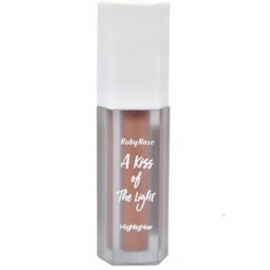 RUBY ROSE A Kiss of The Light HighLighther Iluminador Líquido n°05 Cobre 4,8ML HB-8099