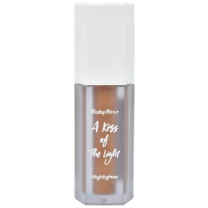 Ruby Rose A Kiss of The Light HighLighther Iluminador Líquido n°06 Bronze 4,8ML HB-8099