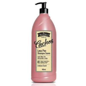 YAMÁ Yamasterol Cachos Less Poo Shampoo Suave 900ml