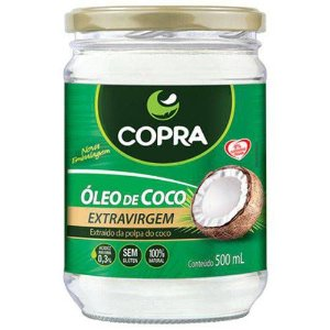 Copra Óleo de Coco Extravirgem 500ml