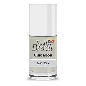 Bella Brazil Esmalte Cuidados Base Fosca 8ml