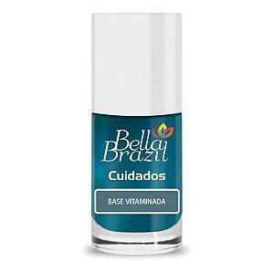 Bella Brazil Esmalte Cuidados Base Vitaminada 8ml