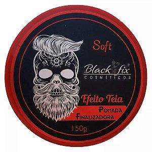 Black Fix Pomada Soft Finalizadora Efeito Teia 150g